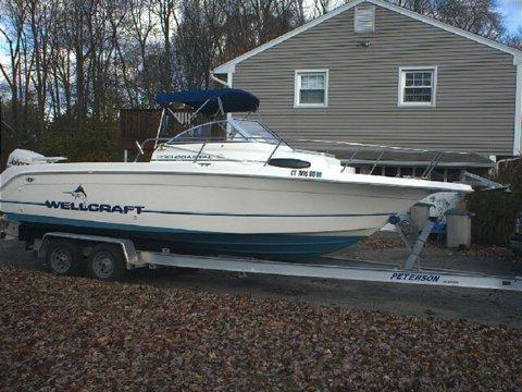 95 Wellcraft 238 Coastal ****SOLD**** - ctfisherman.com