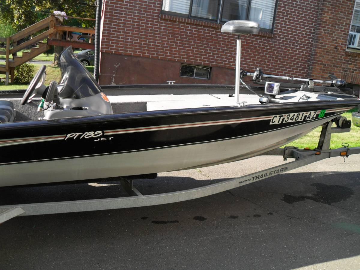 2004 Tracker Pro-Team 185 Jet Boat for sale - sale pending