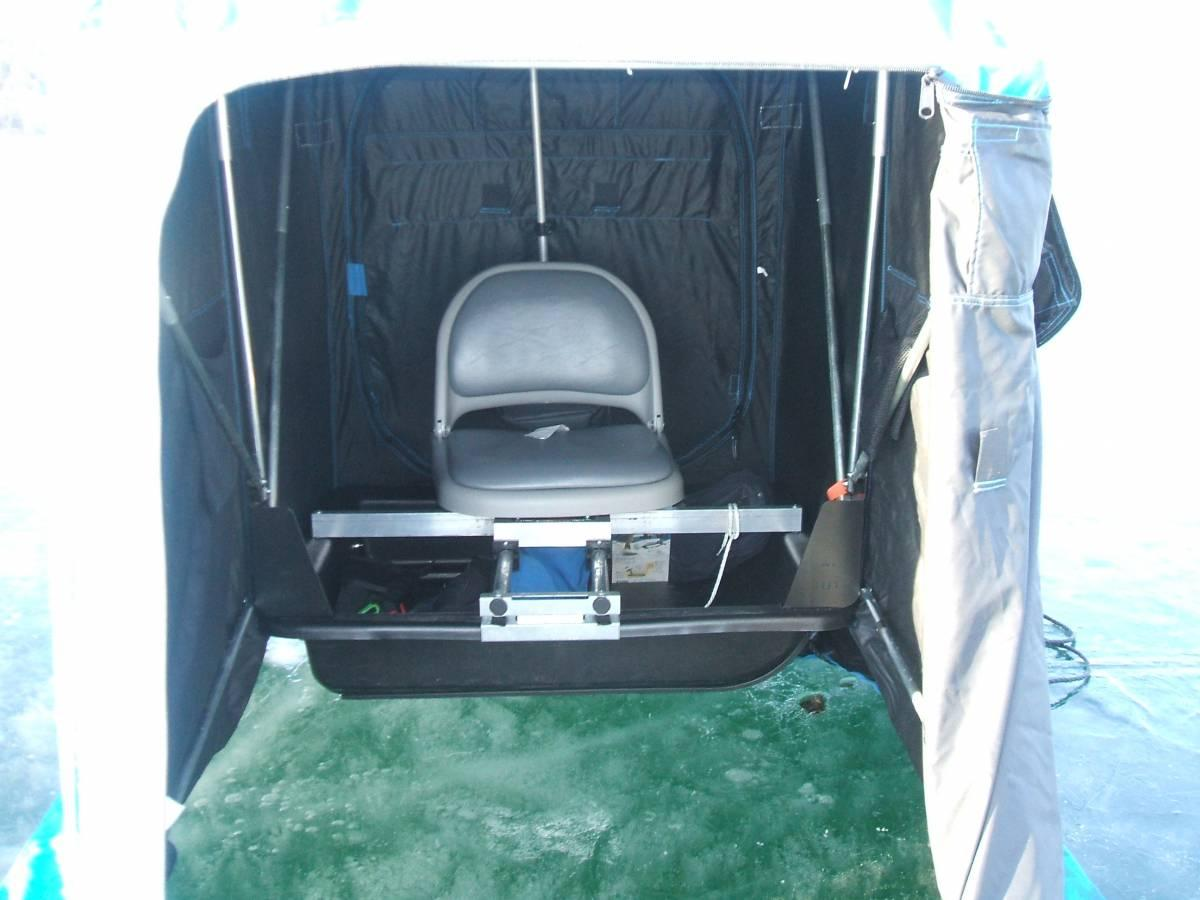 Clam fishtrap pro ice shanty for sale price reduced for Dave genz fish trap