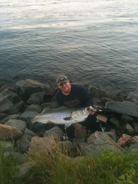 35 lber surf fishing reports for Grumpy s fishing report