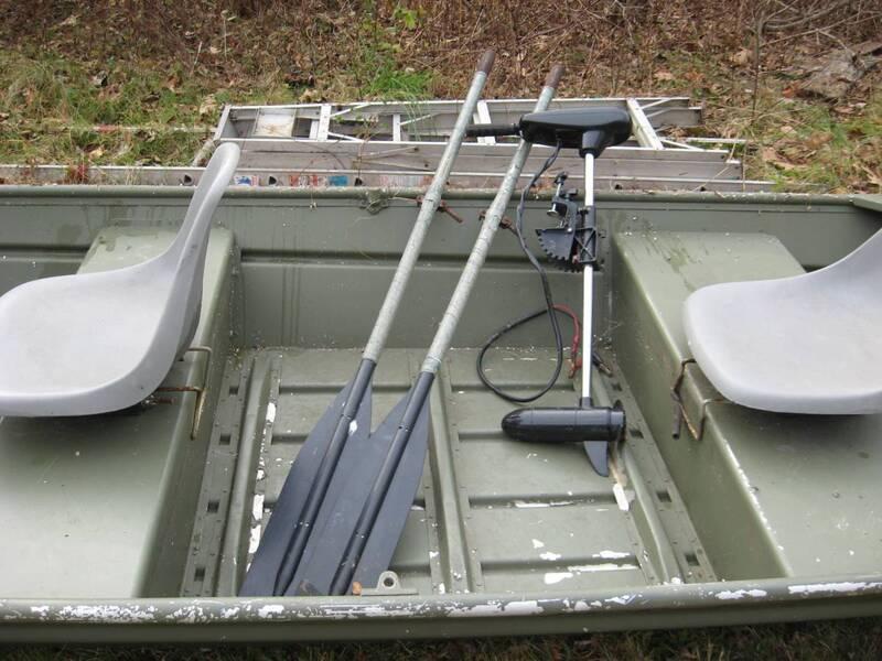 DUCK HUNTING BOAT MOTORS « All Boats