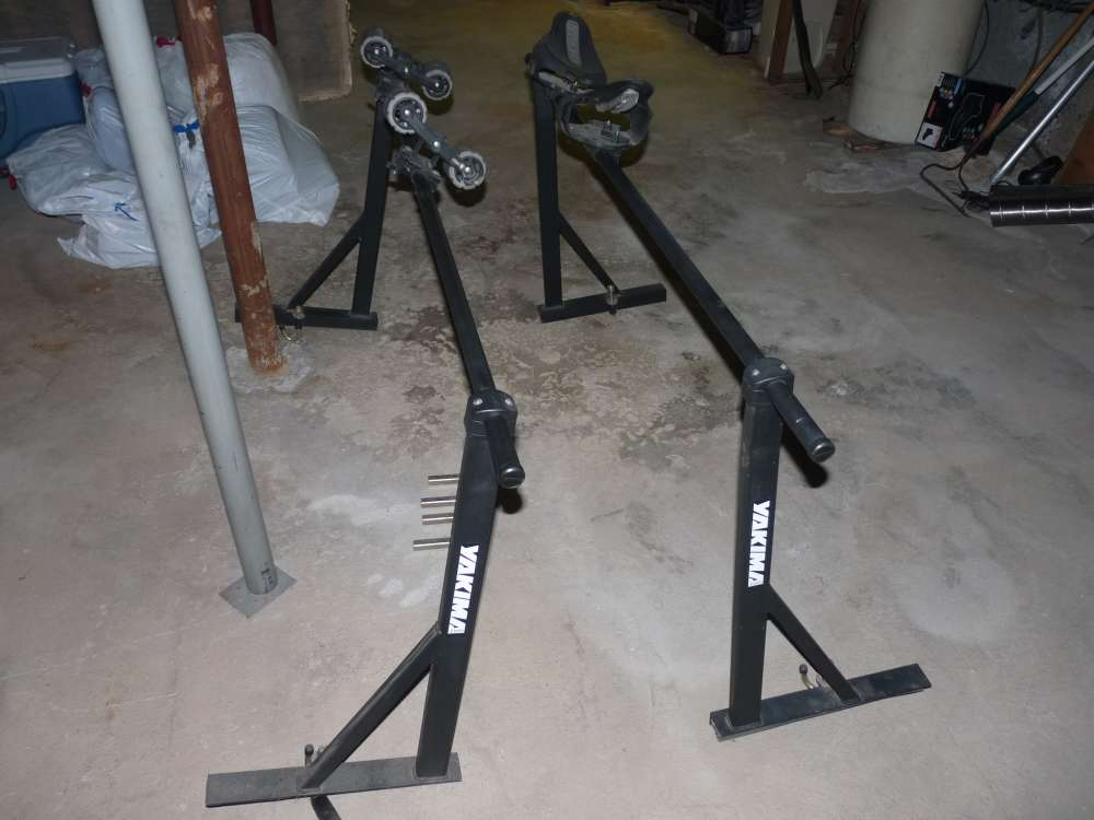 Yakima Pick Up Truck Kayak Racks Free Classifieds Buy
