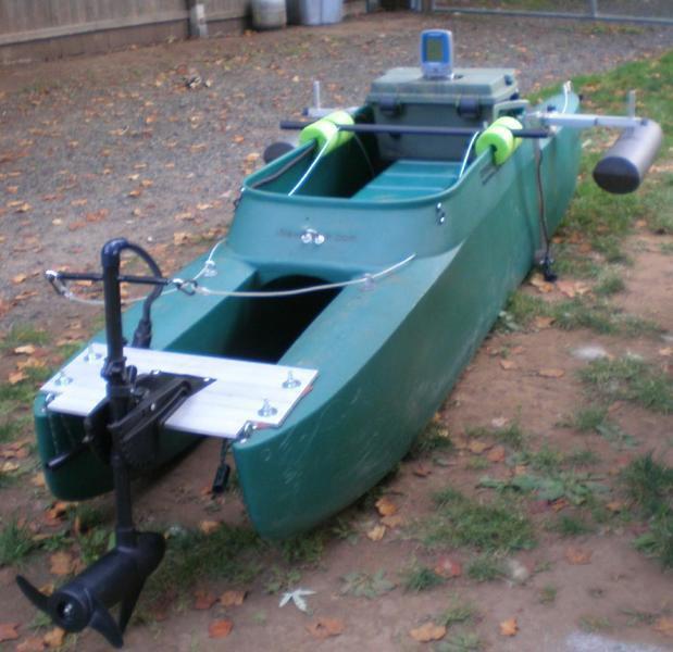Spring Creek Ethafoam Stabilizer Floats Complete Package