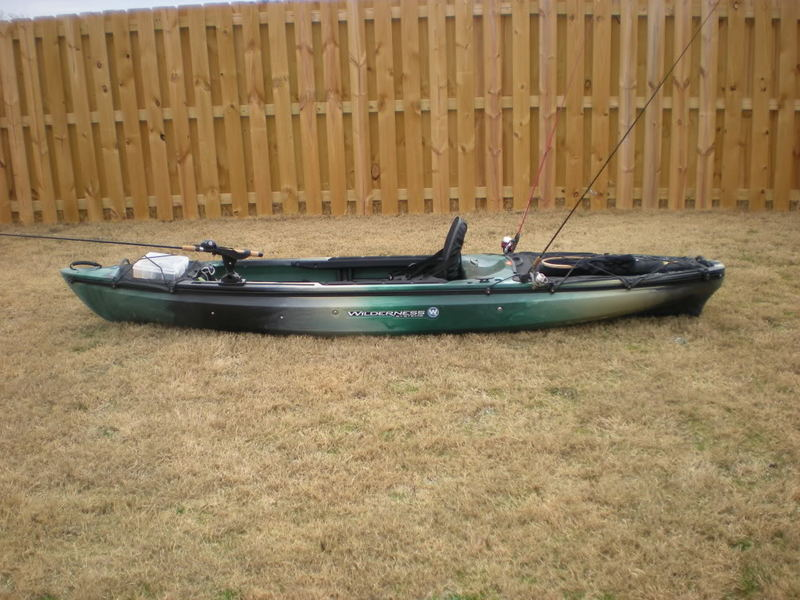 wtb used kayak for use during waterfowl hunting free