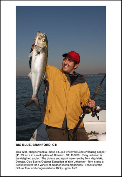 Ugly lures that catch fish fishing gear lures bait for Blue fish pediatrics