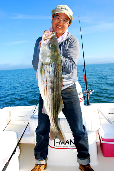 T man fishing charters saltwater fishing discussion for Ct saltwater fishing report
