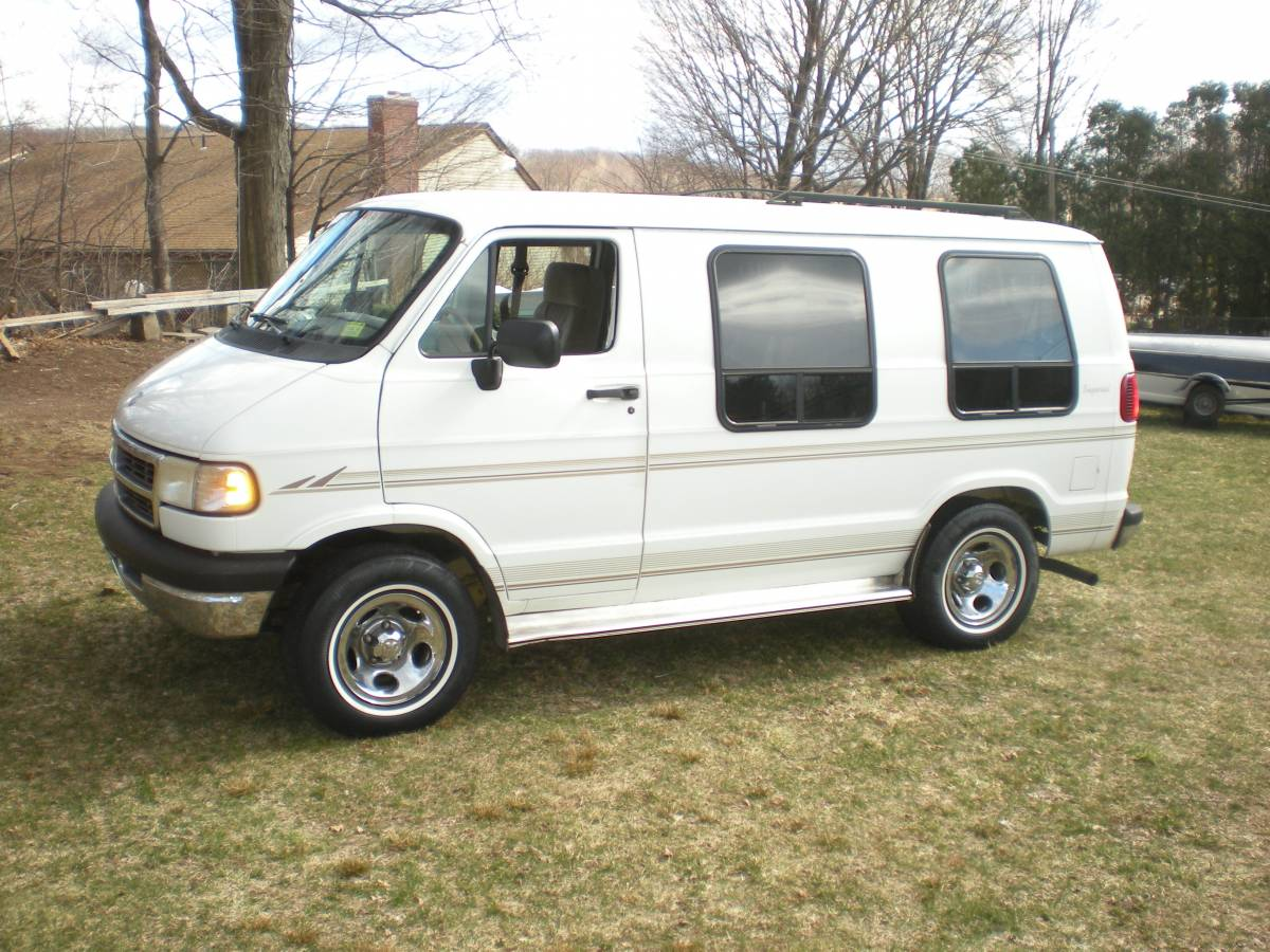 F S 97 Dodge Conversion Van Free Clifieds Trade Want Ads Etc Ctfisherman