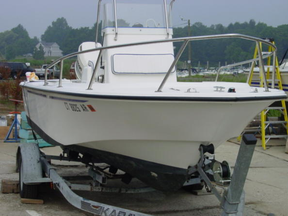 150 HP Johnson Ocean Runner http://www.ctfisherman.com/ubbthreads/ubbthreads.php/topics/1246480/18_Edgewater_Center_Console
