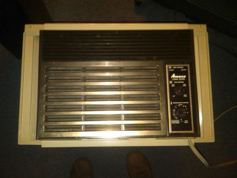 Amana Cool Zone Window AC Free Classifieds  Buy Sell Trade Want  #9A8431