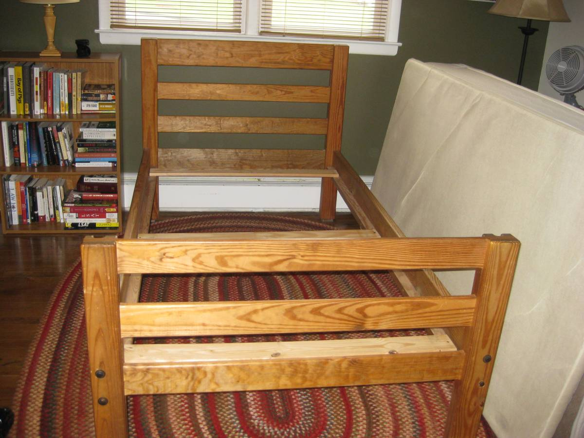 This End Up Bunk Beds