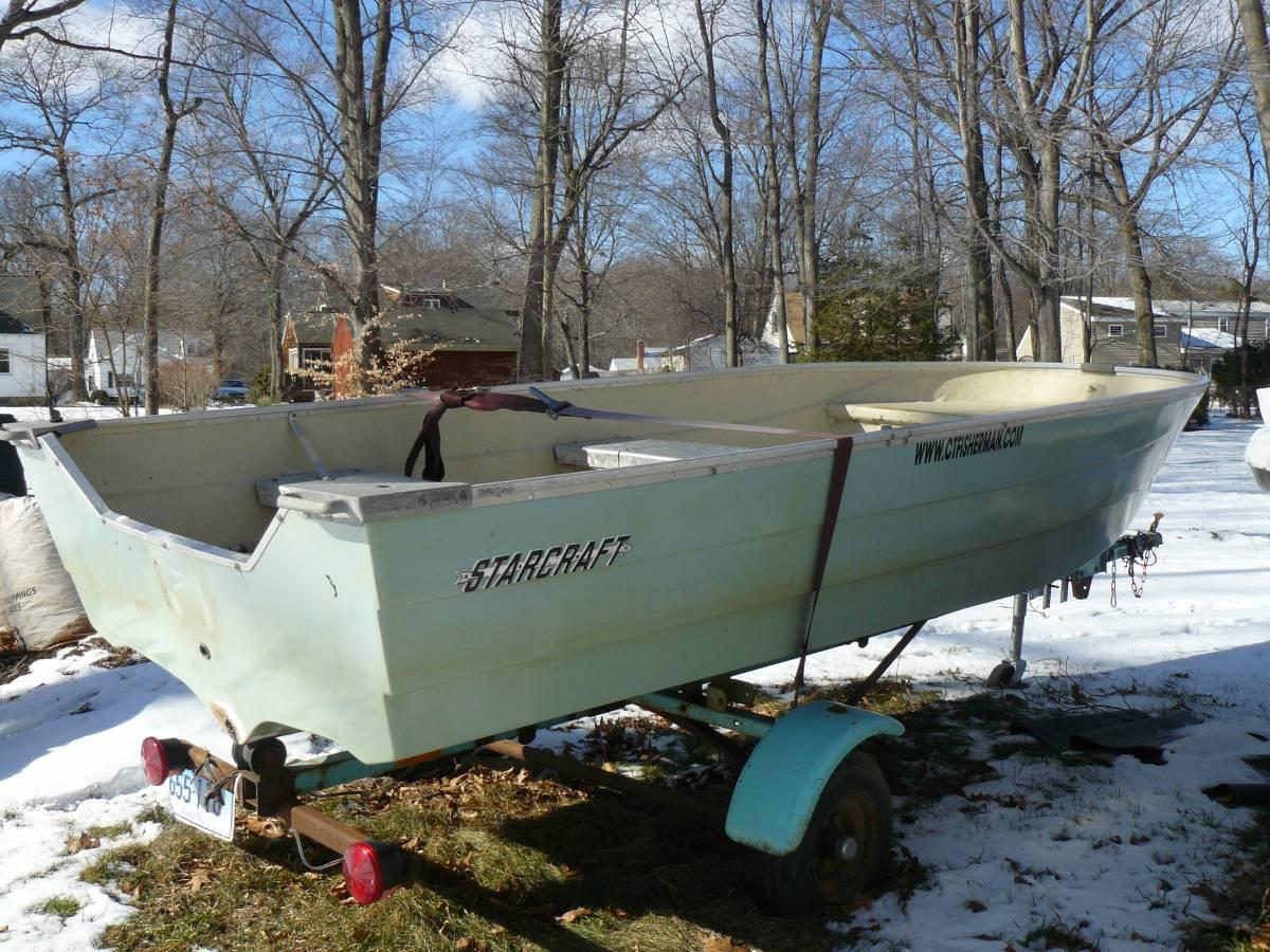 12 ft fiberglass boat trailer and motor reduced free for 12 foot fishing boat