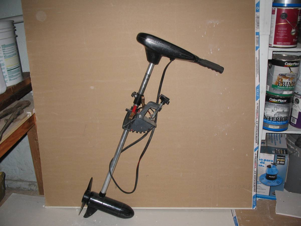 2 Trolling Motors For Sale Sold Sold Free Classifieds