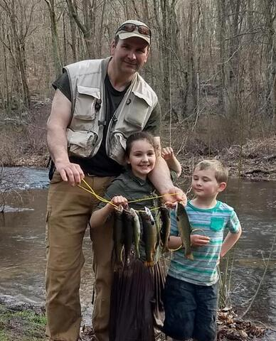 Opening day Chatfield hollow with the kids | Freshwater ...