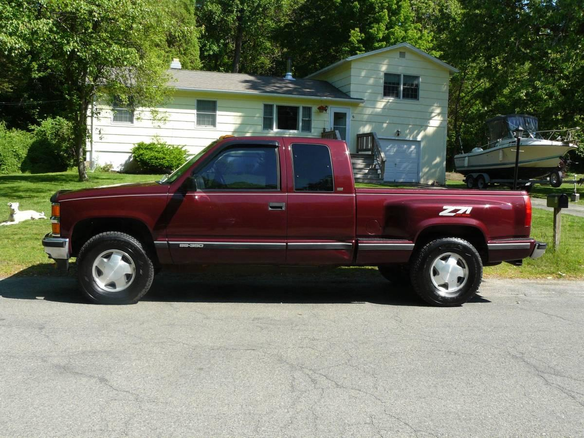 '98 Chevy 1500 Z-71 Ext. Cab Step Side --- SOLD! | Free ...