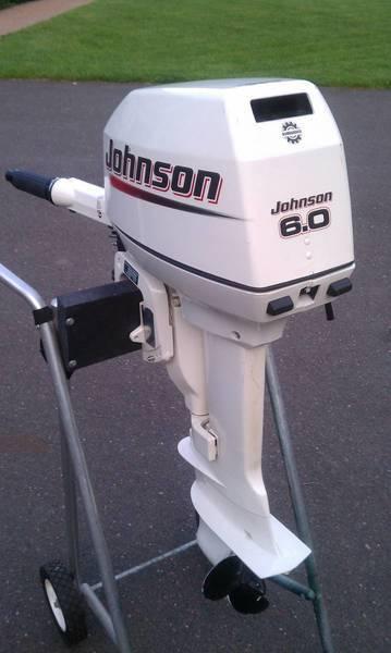 Johnson 6hp Manual